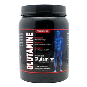 Glutamine 800 grams by Myogenix (4754271010901)