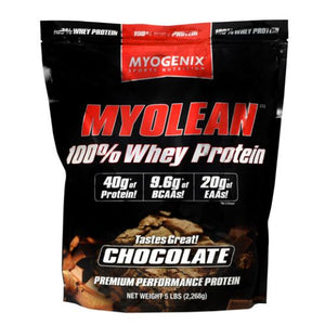 Myolean Chocolate 5 lbs by Myogenix (4754271666261)