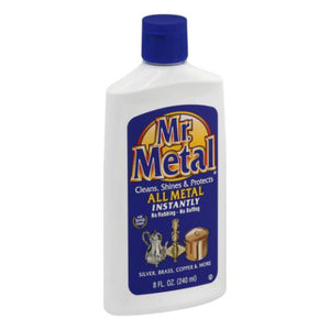 Metal Poilsh 8 Oz by Mr Metal (4754288476245)