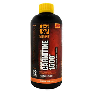 Carnitine 1500 Orange 32 Each by Mutant (4754294800469)