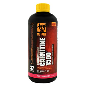 Carnitine 1500 Fruit 32 Each by Mutant (4754294833237)