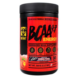BCAA Energy Peach 30 Each by Mutant (4754294931541)