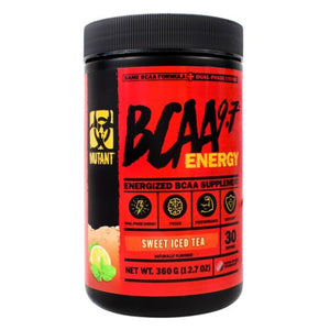 BCAA Energy Iced Tea 30 Each by Mutant (4754294964309)