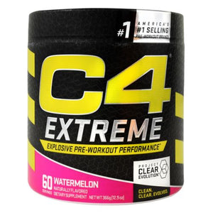 C4 Extreme Watermelon 60 Each by Cellucor (4754299093077)