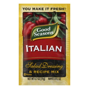 Salad Dressing & Recipe Mix Italian 0.7 Oz by Good Seasons (4754249875541)