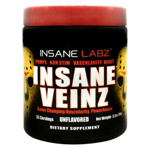 Insane Veinz Unflavored 3.5 Oz by Insane Labz (4754262392917)