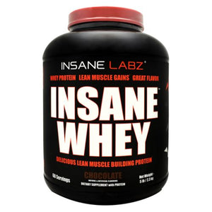 Insane Whey Chocolate 5 lbs by Insane Labz (4754262818901)