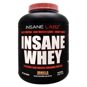 Insane Whey Vanilla 4.5 lbs by Insane Labz (4754262851669)