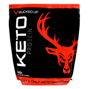 Keto Protein Vanilla 3 lbs by Bucked Up (4754265079893)