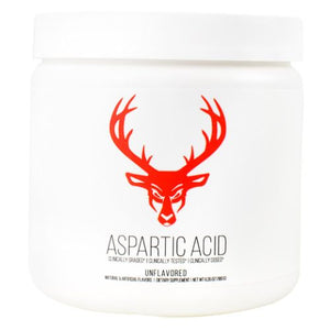 Aspartic Acid 180 Grams by Bucked Up (4754265145429)
