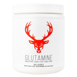 Glutamine 300 Grams by Bucked Up (4754265407573)