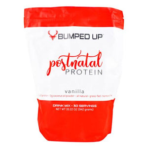 Post Natal Protein Vanilla 33.22 Oz by Bucked Up (4754265997397)