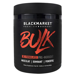 Bulk Fruit Punch 1.24 lbs by Black Market Labs (4754269274197)
