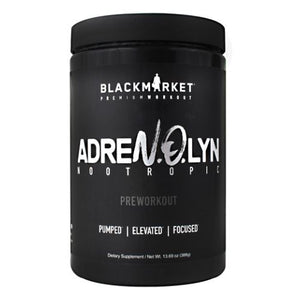 Adrenolyn Nootropic Candy 25 Servings by Black Market Labs (4754269470805)
