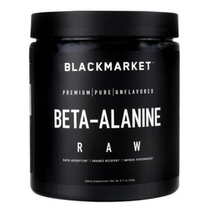Raw Beta-Alanine Unflavored 6.77 Oz by Black Market Labs (4754269700181)