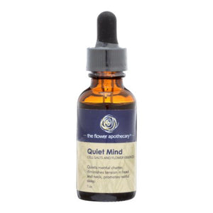 Quit Mind Flower & Gem Essence 1 Oz by The Flower Apothecary (4754281529429)