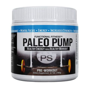Paleo Pump 5.7 Oz by Pure Solutions (4754065522773)