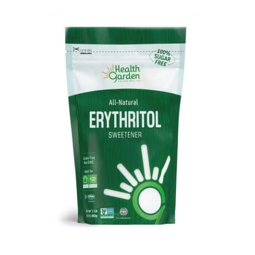 Erythritol Sweetener 1 lb by Health Garden