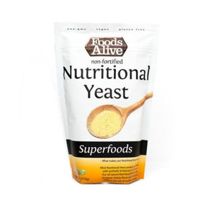 Nutritional Yeast 6 Oz by Foods Alive (4754084331605)