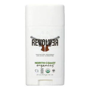 Revolver Organic Deodorant 2.5 Oz by North Coast Organics (4754103763029)