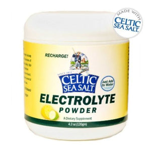 Electrolyte Powder 4.2 Oz by Celtic Sea Salt (4754071912533)