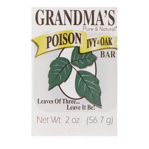 Poison Ivy Bar with Jewelweed 2 Oz by Grandmas Pure & Natural (4754096259157)
