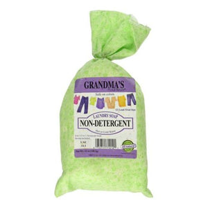 Non-Detergent Laundry Soap 12 Loads by Grandmas Pure & Natural (4754097012821)