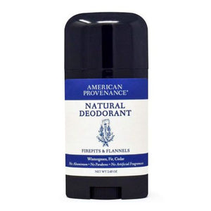 Firepits & Flannels Deodorant 2.65 Oz by American Provenance (4754105368661)