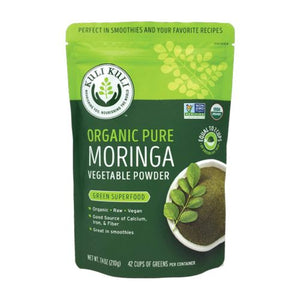 Pure Moringa Powder 7.4 Oz by Kuli Kuli (4753955455061)