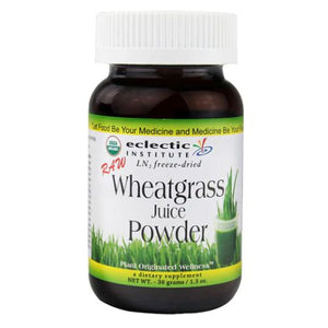 Wheatgrass Juice 36 Gram by Eclectic Institute Inc