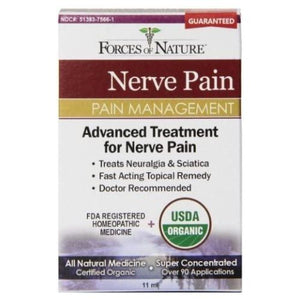 Nerve Pain 11 ml by Forces of Nature