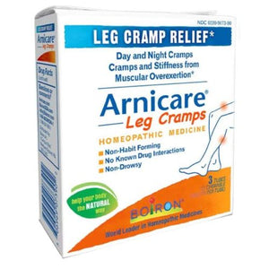 Arnicare Leg Cramps 33 Chewables by Boiron (4754018926677)