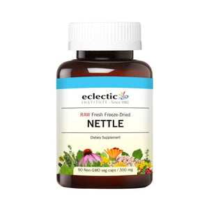 Nettles Leaf 90 Caps by Eclectic Institute Inc (4754030854229)