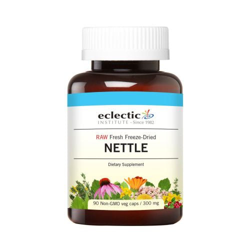 Nettles Leaf 90 Caps by Eclectic Institute Inc