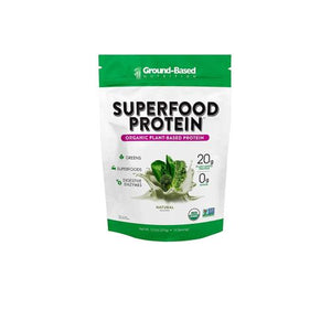 Superfood Protein 14 Servings by Ground-Based Nutrition (4754243027029)