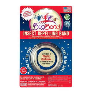Insect Repellent Band 1 Count by BugBand (4754247090261)