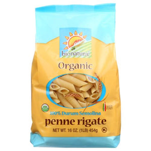 Organic Pasta Penne 16 Oz by Bionaturae (4753964531797)