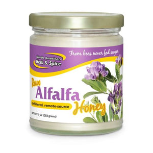 Alfalfa Honey 10 Oz by North American Herb & Spice (4754038554709)