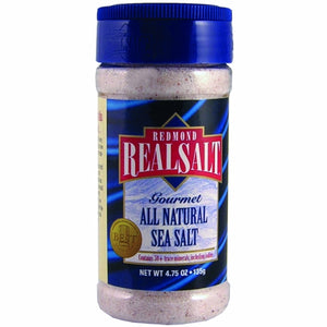 Real Sea Salt Shaker 4 Oz by REAL SALT (4754053431381)