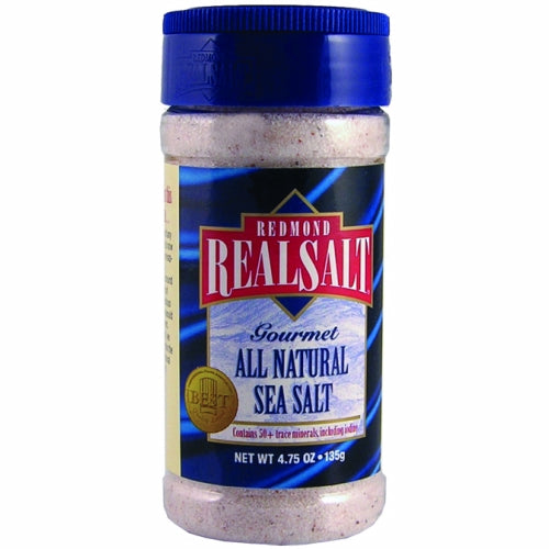 Real Sea Salt Shaker 4 Oz by REAL SALT