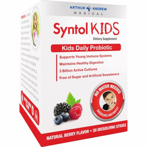 Syntol Kids 30 30 Packets by Arthur Andrew Medical (4754054709333)