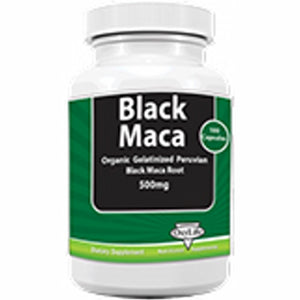 Black Maca 100 Caps by Oxylife Products (4754056347733)