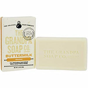Grandpa's Soap Buttermilk 1.35 Oz by Grandpa's Brands Company (4754057068629)