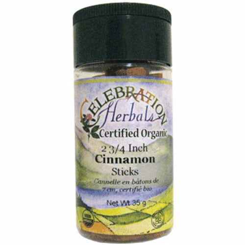 Cinnamon Sticks 2.75 Inches by Celebration Herbals