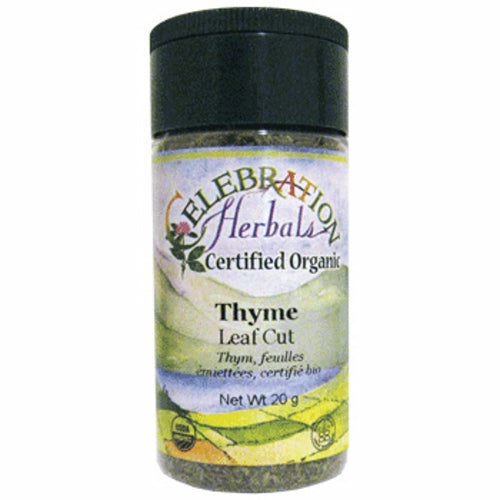 Thyme Leaf Cut 22 grams by Celebration Herbals