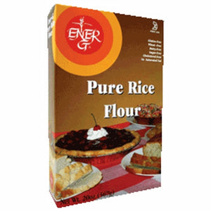 White Rice Flour 20 Oz by Ener-G (4754064638037)