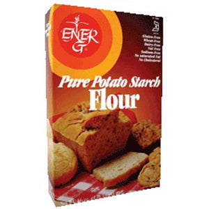 Potato Starch Flour 16 Oz by Ener-G (4754064801877)