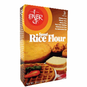 Sweet Rice Flour 20 Oz by Ener-G (4754064900181)