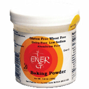 Baking Powder 7 .05 Oz by Ener-G (4754065031253)