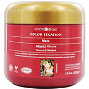 Color Fixation Hair Mask 7.6 Oz by Surya Brasil (4754068078677)